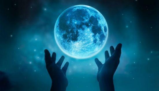 ritual luna llena deseos