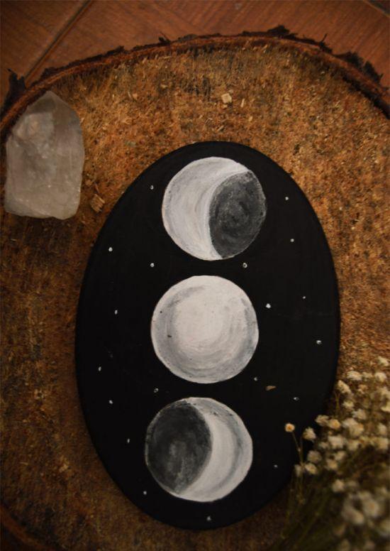 rituales con agua de luna llena
