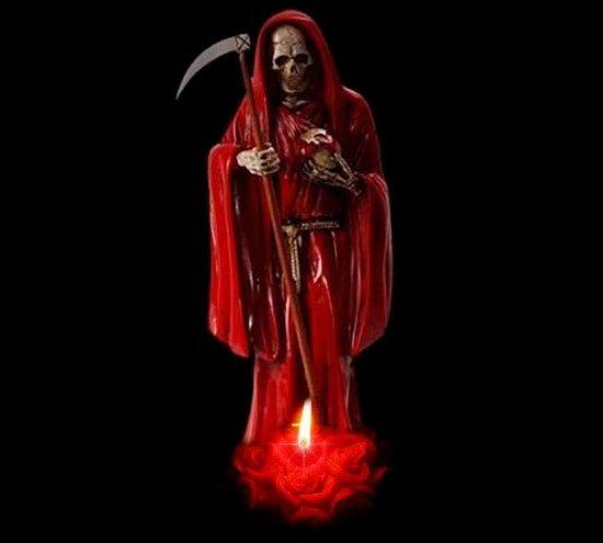 La Santa Muerte para el amor