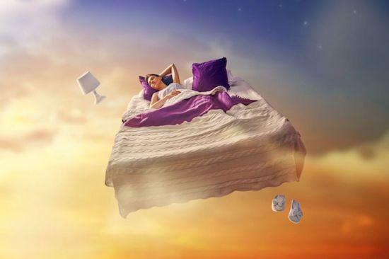 sueños lúcidas