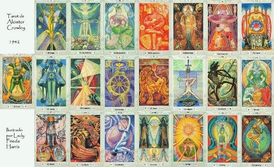 Tarot económico y fiable - Tarot Thoth