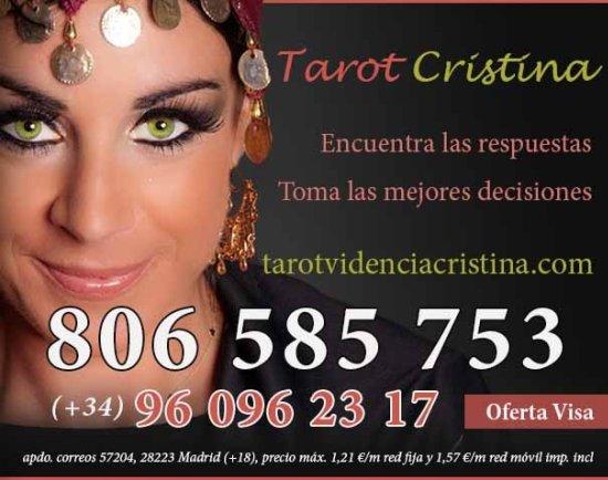 Tarot gitano del amor - Cristina