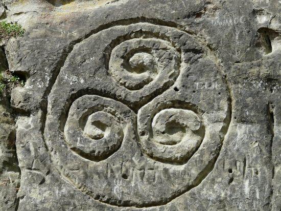 historia y origen del trisquel
