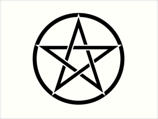 wicca simbolo