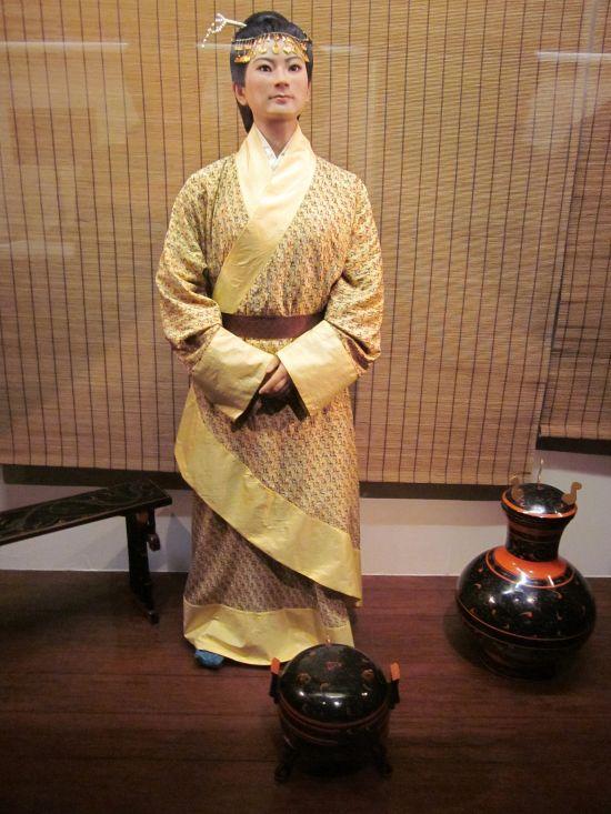 representación de la Dama de Dai