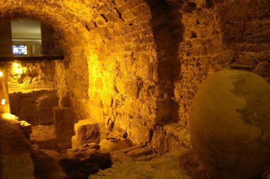 Yacimiento Arqueológico Casa del Obispo