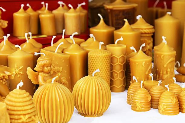 La magia de las velas de miel - Velas de miel ...