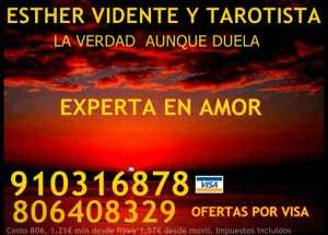 Esther experta en amor y rupturas