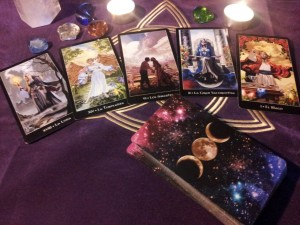 Tirada cartas tarot fiable
