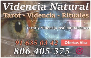 Vidente natural seria y responsable